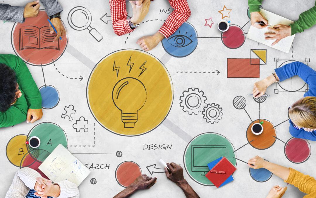 La creatività è connettere le cose