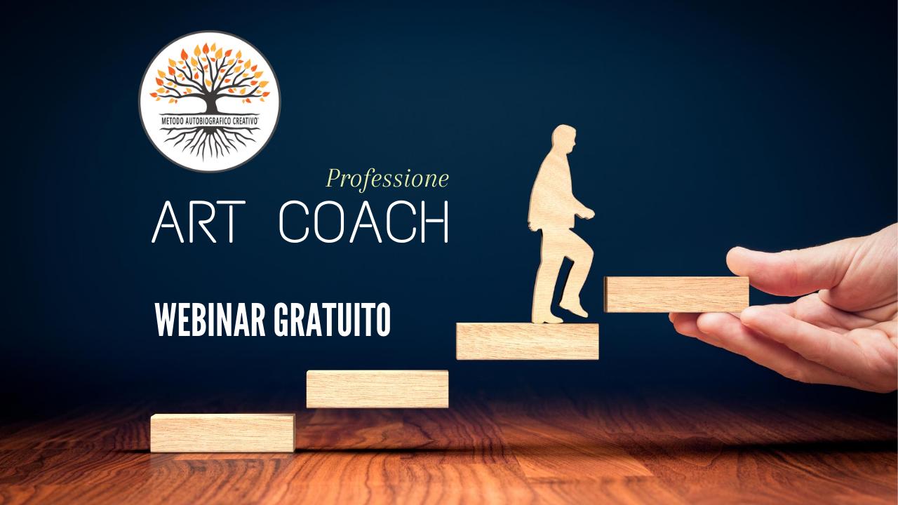 Professione Art Coach con il Metodo Autobiografico Creativo®