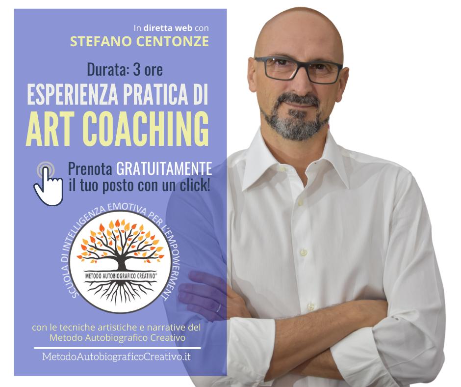 Stefano Centonze - Esperienza Pratica Art Coaching
