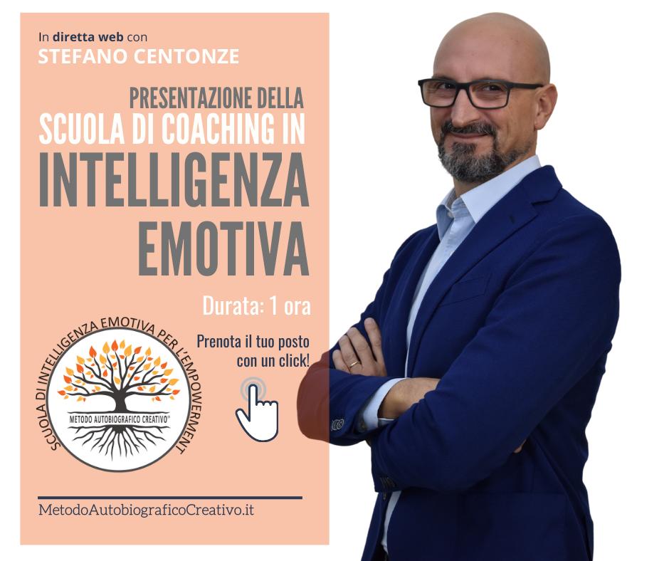 """Stefano Centonze: """"Vi presento la mia idea di crescita personale."""""""