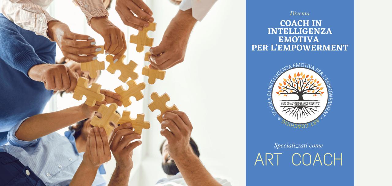 Art Coach - Coach in Intelligenza Emotiva per l'Empowerment