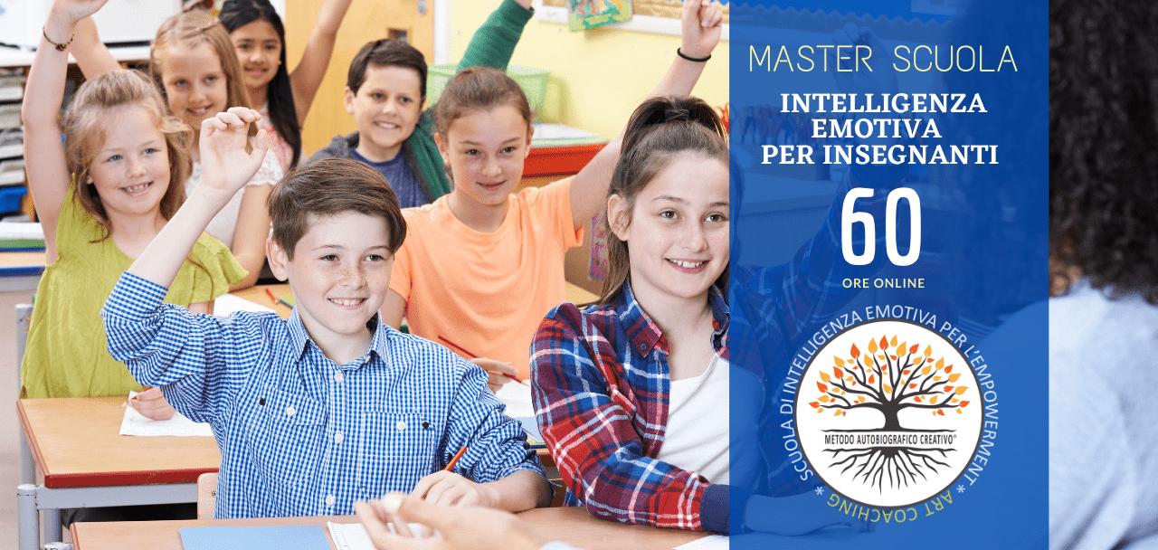 Master Scuola: Intelligenza Emotiva per Insegnanti - Scuola di Intelligenza Emotiva per l'Empowerment