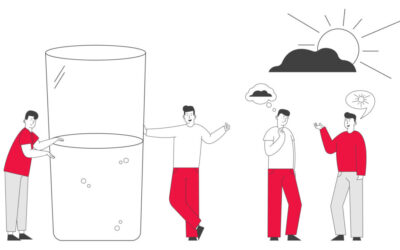 Ottimismo e pessimismo: due modi diametralmente opposti di guardare alla vita
