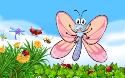 Lalla, la farfalla vanitosa
