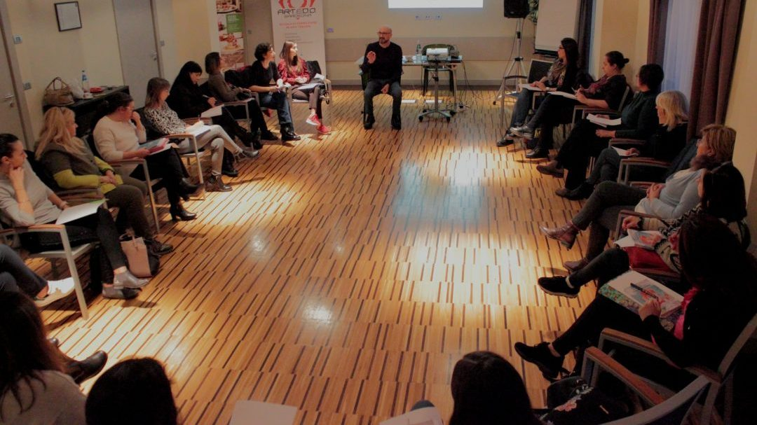 Il Metodo Autobiografico Creativo per facilitare i gruppi